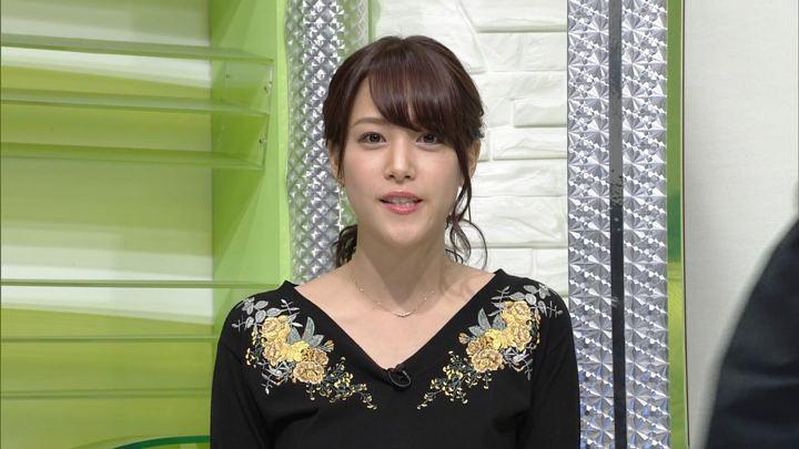 2017年10月11日鷲見玲奈の画像32枚目