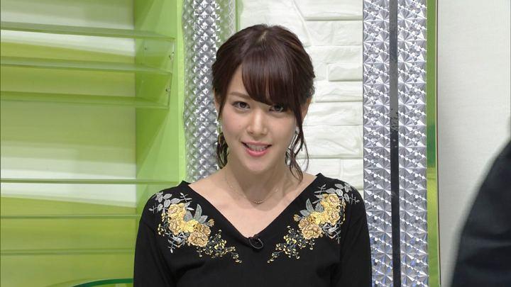 2017年10月11日鷲見玲奈の画像33枚目