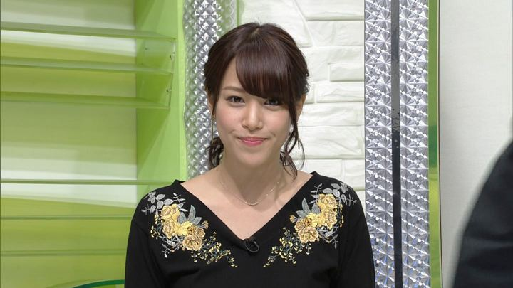 2017年10月11日鷲見玲奈の画像35枚目