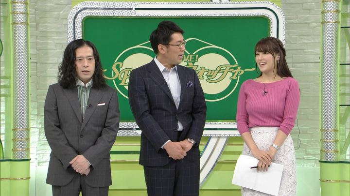 2017年10月21日鷲見玲奈の画像08枚目