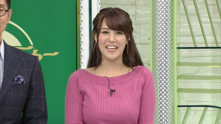 2017年10月21日鷲見玲奈の画像11枚目
