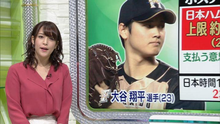 2017年11月22日鷲見玲奈の画像48枚目