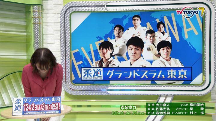 2017年11月22日鷲見玲奈の画像62枚目
