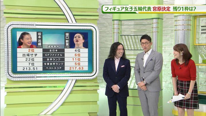 2017年12月23日鷲見玲奈の画像06枚目