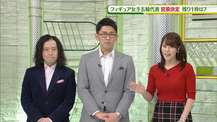 2017年12月23日鷲見玲奈の画像09枚目