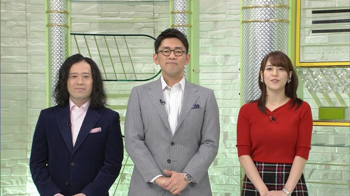 2017年12月23日鷲見玲奈の画像15枚目