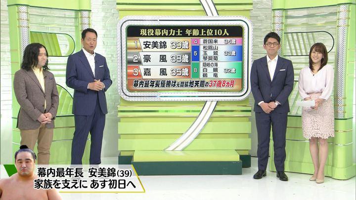 2018年01月13日鷲見玲奈の画像09枚目