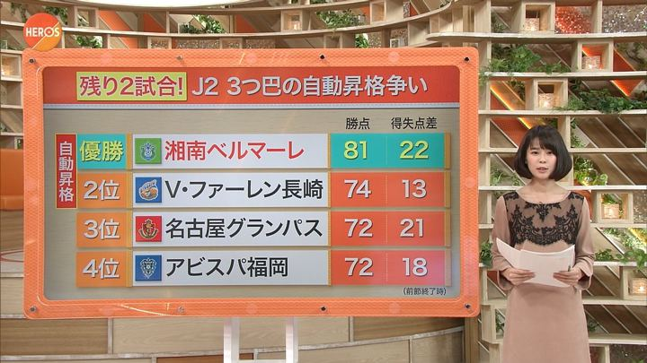 2017年11月11日鈴木唯の画像10枚目