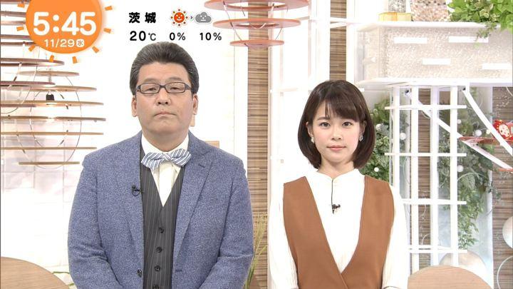2017年11月29日鈴木唯の画像01枚目