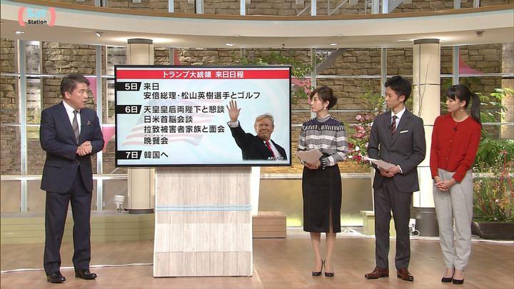 2017年11月04日高島彩の画像23枚目
