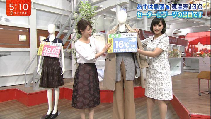 2017年10月12日竹内由恵の画像18枚目