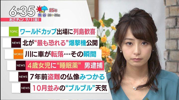 2017年09月01日宇垣美里の画像24枚目