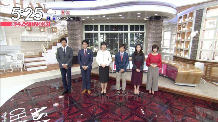 2017年11月30日宇垣美里の画像01枚目