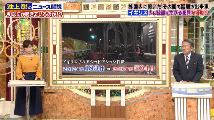 2017年11月11日宇賀なつみの画像23枚目