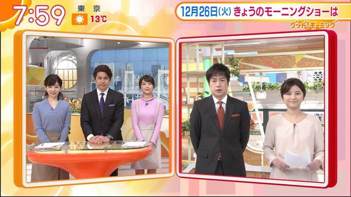 2017年12月26日宇賀なつみの画像01枚目