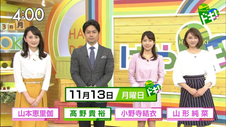 2017年11月13日山形純菜の画像01枚目