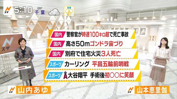2017年12月15日山本恵里伽の画像03枚目