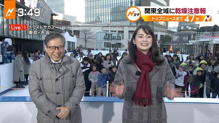 2017年12月27日山本恵里伽の画像01枚目