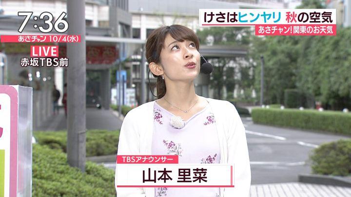 2017年10月04日山本里菜の画像14枚目