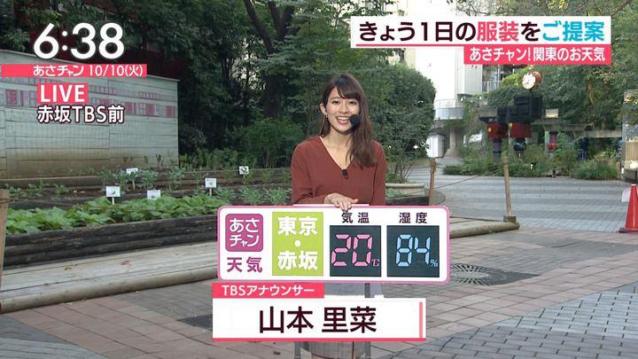 2017年10月10日山本里菜の画像17枚目