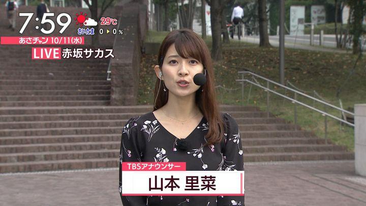 2017年10月11日山本里菜の画像26枚目