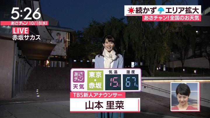 2017年10月18日山本里菜の画像01枚目