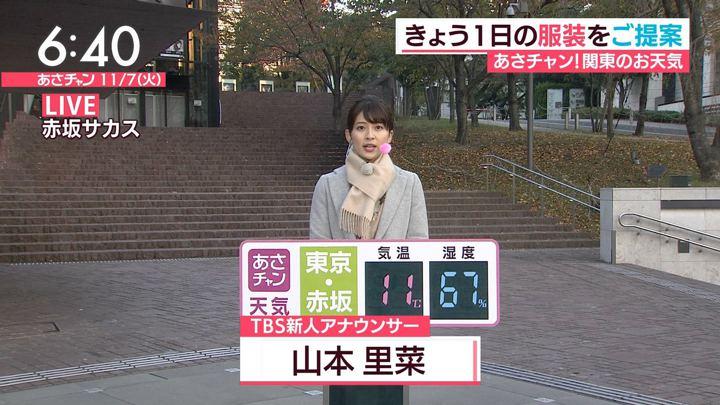 2017年11月07日山本里菜の画像13枚目