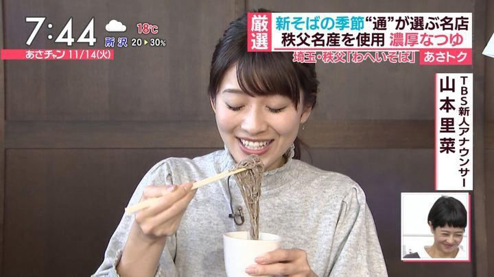 2017年11月14日山本里菜の画像28枚目