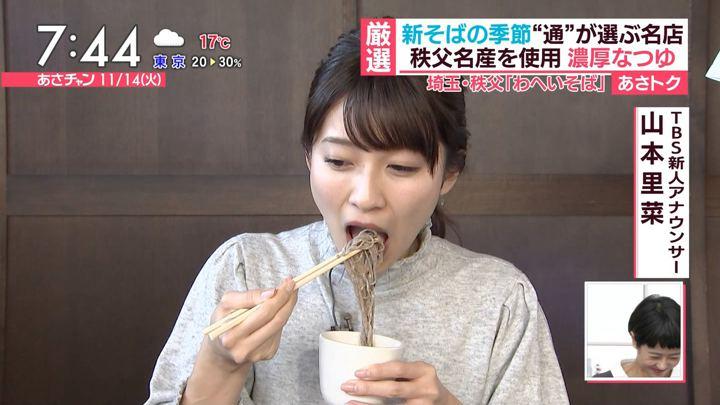 2017年11月14日山本里菜の画像29枚目
