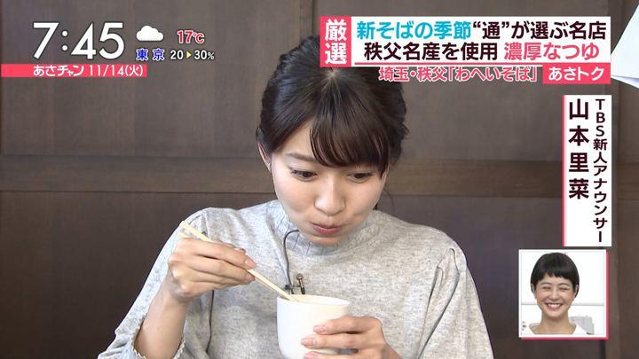2017年11月14日山本里菜の画像32枚目