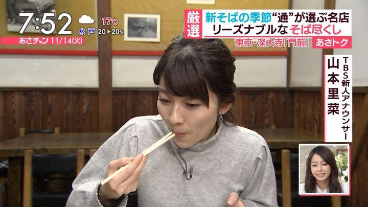 2017年11月14日山本里菜の画像39枚目