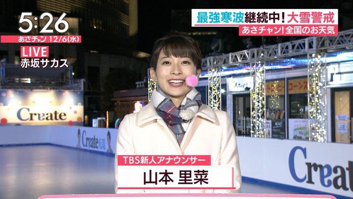 2017年12月06日山本里菜の画像01枚目