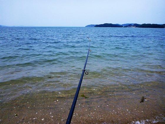 2017.06.11ちょっとキス釣り1