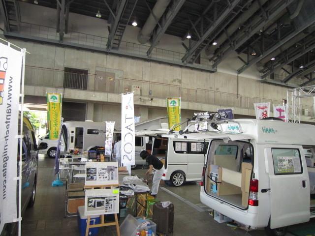 キャンピングカーフェスティバル in 北陸2