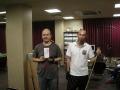 第61回スヌーカーハウストーナメント表彰