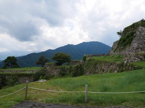 竹田城跡 (1)