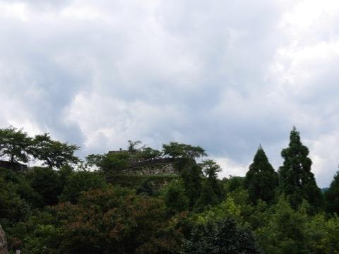 竹田城跡 (2)