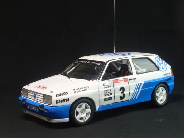 Rallye GOLF G60