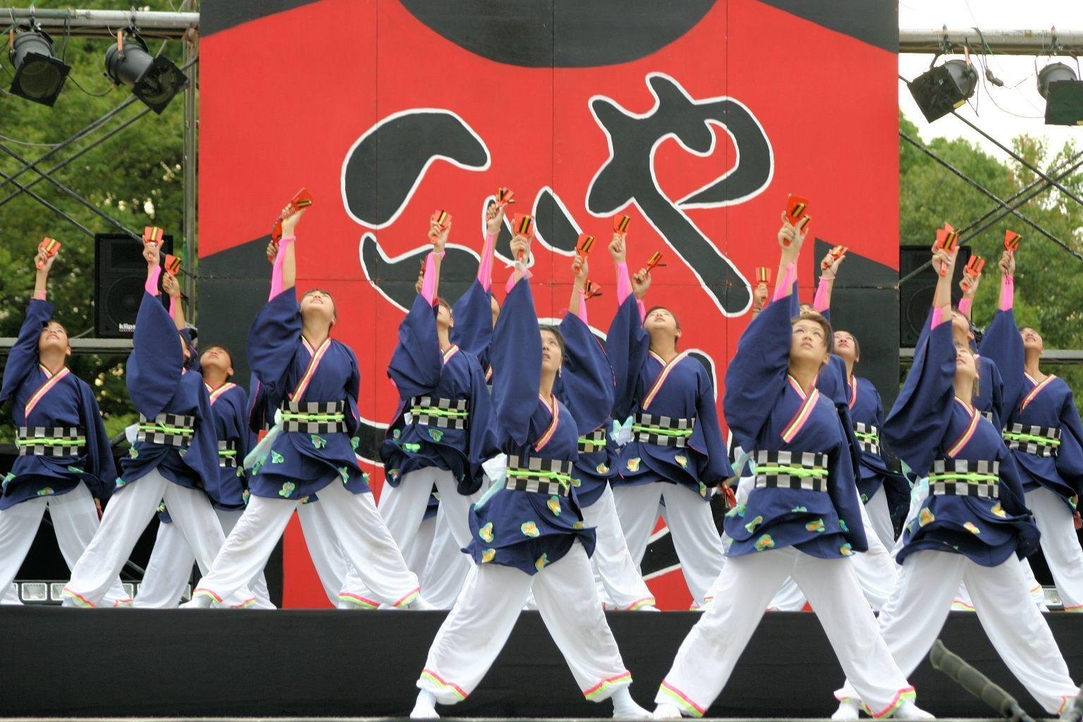 2004 こいや祭り 3