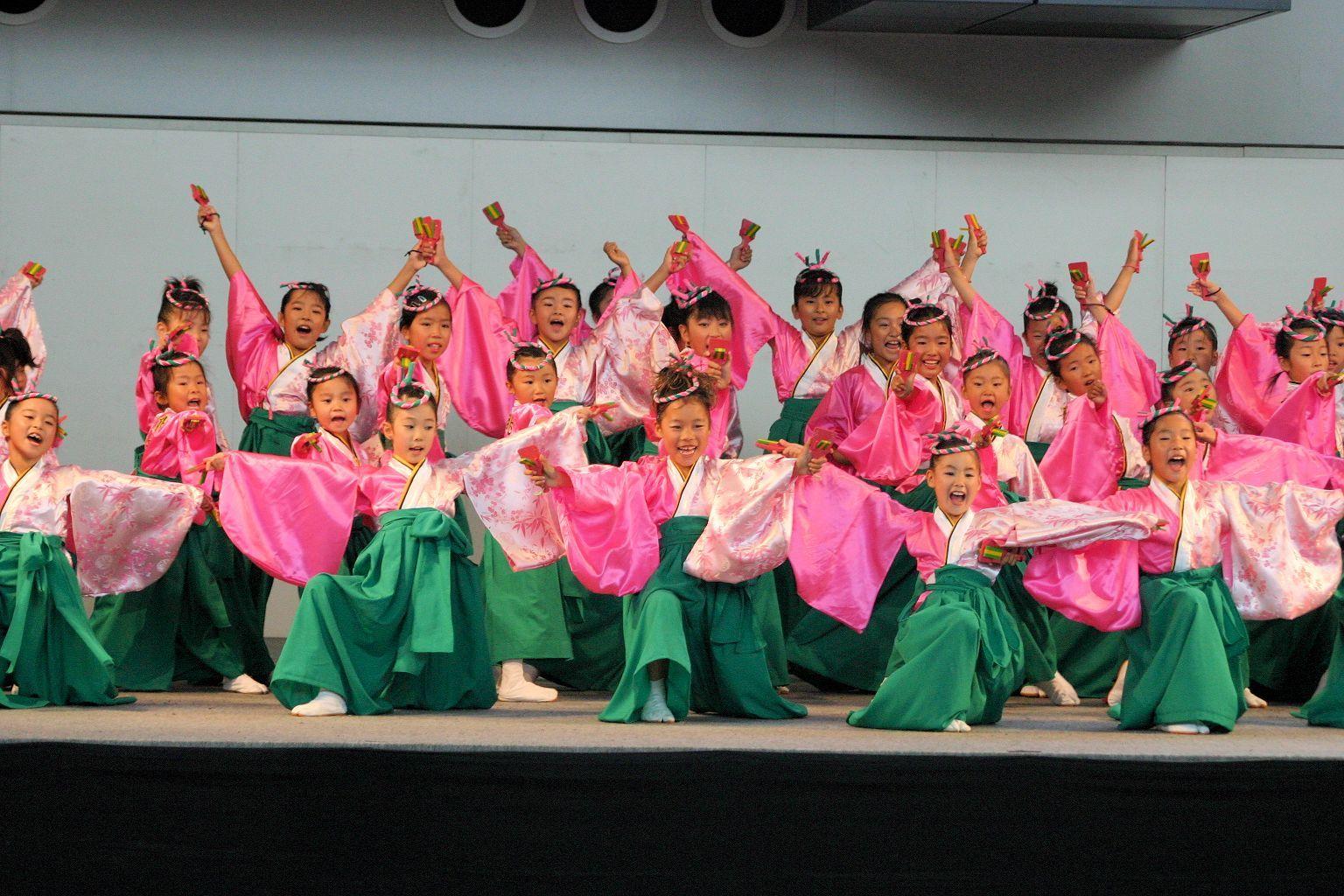 2004 メチャハピー祭inWTC(桃組)