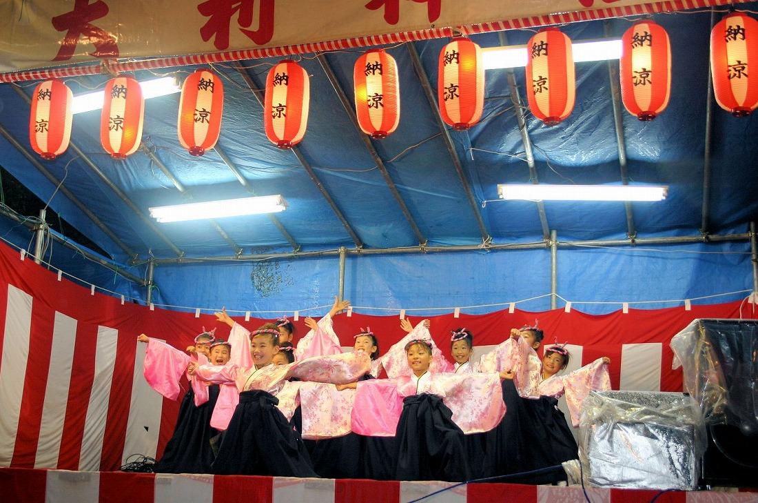 2006 3大利神社祭り 1