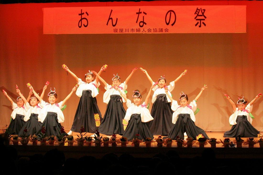 2006 20おんなの祭り 1