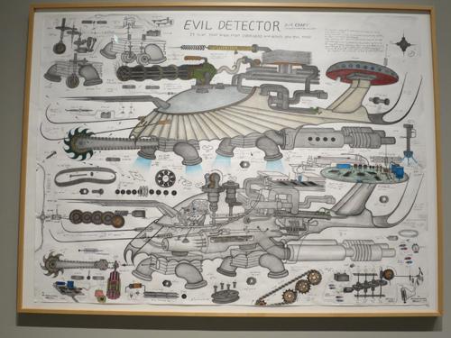 AAA EVIL DITECTOR