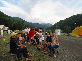 s-利賀村のサマーフェステ