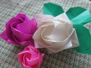 IMG_1375折り紙薔薇
