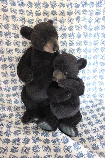 アメリカ黒熊子 ブログ用