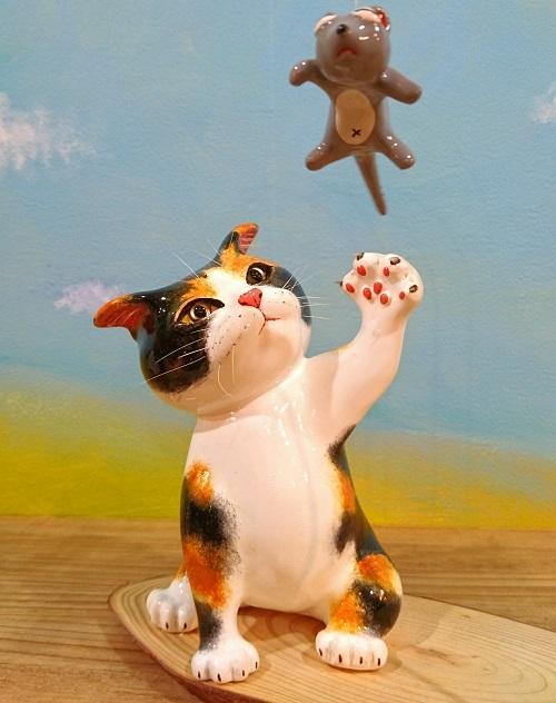 猫トンボアップ