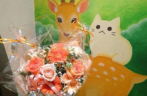 ③元気なお花