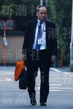 DBFB9q8VoAE_v8T中村格元菅官房長官秘書官、元刑事部長