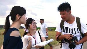 12ddc77b9465b587efc51c4d13f3f7e7香港の学生が観光提言